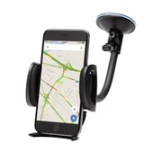 Kensington® Car Mount for Smartphones, K97362USA, Universal, Black