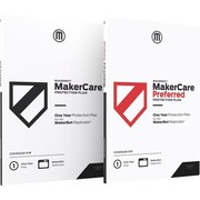 Makerbot MP07000 MakerCare 3 Year Protection Plan for Fifth Generation Replicator 3D Printer