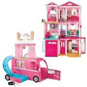 Mattel® Barbie Dreamhouse Playset (CJR47)