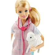 Mattel® Barbie Farm Vet Doll and Playset (DHB71)