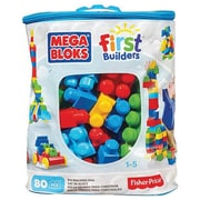 Mega Bloks® First Builders Classic Big Building Bag Toy (DCH63)