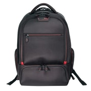 Mobile Edge® Professional Black/Red Ballistic Nylon Backpack (MEPBP1)