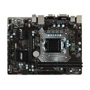 msi Socket H4 LGA-1151 Micro ATX Desktop Motherboard, Intel B150 Chipset (B150M PRO-VD-KIT)