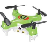 MYEPADS Mini Drone Mirage Toy with Camera, Green, 12 Years and Up