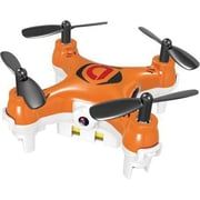 MYEPADS Mini Drone Mirage Toy with Camera, Orange, 12 Years and Up