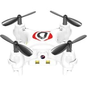 MYEPADS Mini Drone Mirage Toy with Camera, White, 12 Years and Up