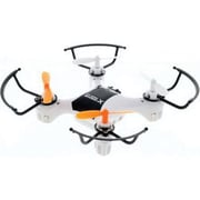 MYEPADS X-Drone Nano 2.0 Aerial R/C Drone Quadcopter Toy, White, 12 Years and Up