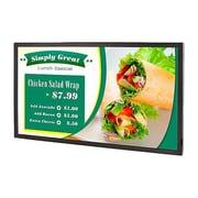 "PLANAR® Simplicity SL4250 42"" LED LCD Digital Signage Display, Black"