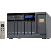 Qnap® Turbo TVS-1282T-I7-32G 12 Bay Tower SAN/NAS Server (TVS-1282T-I7-32G-US)