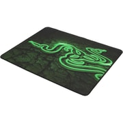 "Razer® Goliathus Control Fissure Cloth 13.98""H x 17.48""W Heavily Textured Weave Green Mouse Pad, RZ02-01070700-R3M2"