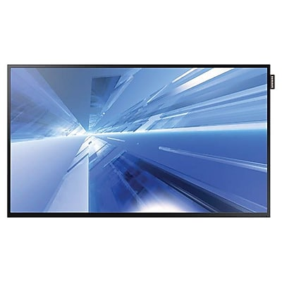 Samsung DC E Series DC32E 32 LED LCD Digital Signage Display Black