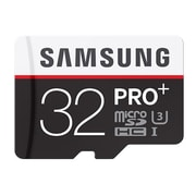 Samsung MB-MD32DA/AM Pro Plus Class 10/UHS-I (U3) 32GB MicroSDHC Flash Memory Card