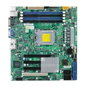 Supermicro® Socket C32 LGA-1207 Micro ATX Server Motherboard, AMD SR5650 Chipset (MBD-H8SCM-F-O)
