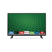 "VIZIO D-Series D32X-D1 32"" 1080p LED LCD Smart TV, Black"