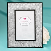 FashionCraft Picture Frame; Silver