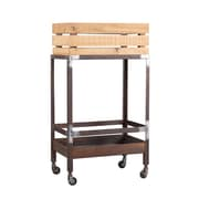 Wildon Home   Ophelia Bar Cart