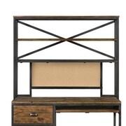 Magnussen Braxton 40'' H x 50'' W Desk Hutch