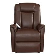 Serta Lift Chairs SX-592C-Tyson Cognac Infinite Position Lift Chair