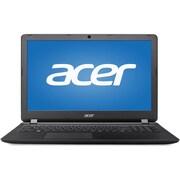 """Acer Aspire ES ES1-572-31XL 15.6"""" Notebook, 2.3 GHz Intel Core i3-6100U, 1 TB HDD, 4 GB DDR3L, Windows 10 Home"""
