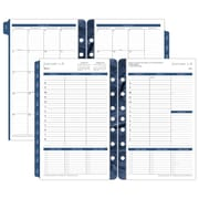 "2017 Franklin Covey® Monticello Dated Weekly Planner Refill, 5 1/2"" x 8 1/2"" (37062-17)"