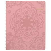 "2017 AT-A-GLANCE® Jasmine Premium Weekly/Monthly Appointment Book/Planner, 13 Months, 8 1/2"" x 11"", Pink (576-905-17)"