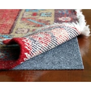 RugPadUSA Pro Ultra-Low Profile Felt and Rubber Rug Pad; 12' x 18'