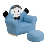Offex Kids Rocking Chair and Ottoman