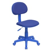 Offex Mid-Back Desk Chair; Blue