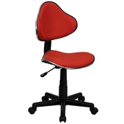 Offex Low-Back Desk Chair; Red