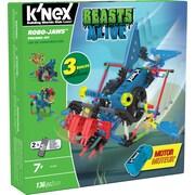 K'NEX Beasts Alive Robo-Jaws Building Set