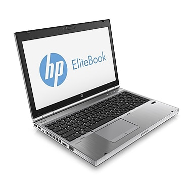 HP-Portatif Elitebook 8470P 14 po 2,6GHz Intel core i5-3320M, RAM 8Go, DD 500Go,Windows 10 Pro, remis à neuf, anglais/français