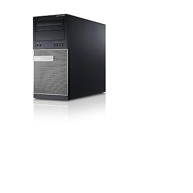 Dell - PC de table Optiplex 990 remis à neuf, Intel Core i5-2400, 3,1 GHz, RAM 12 Go, DD 2 To, Windows 10 Pro