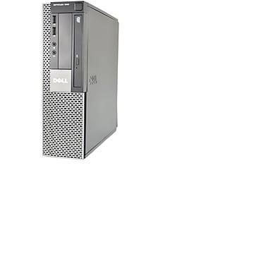 Dell - PC de bureau Optiplex remis à neuf (960), Intel Core 2 Quad 2,50 GHz, RAM 6 Go, dd 1 To, Windows 10 Pro, anglais