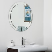 Decor Wonderland Chase Bathroom Wall Mirror