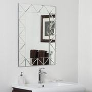 Decor Wonderland Miami Bathroom Wall Mirror