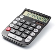 Office + Style 8 Digit Calculators, Assorted Colors