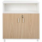 Merax 2 Door Standing Storage Filing Cabinet