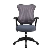 Offex High-Back Mesh Executive Chair; Gray