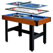 """Hathaway Triad 48"""" 3-in-1 Multi-Game Table (BG1131M)"""