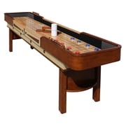 Hathaway Merlot 9-ft Shuffleboard Table (BG1305)