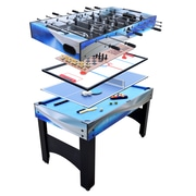 "Hathaway Matrix 54"" 7-in-1 Multi-Game Table (BG1154M)"