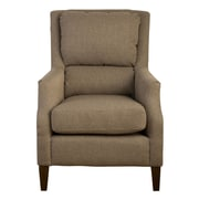 Laurel Foundry Modern Farmhouse Aubervilliers Pillow Back Arm Chair; Forage