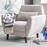 Serta at Home Artesia Arm Chair; Ivory