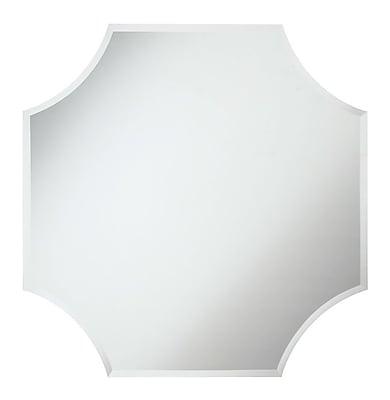 Elegant Lighting Metropolitan Wall Mirror WYF078279796969