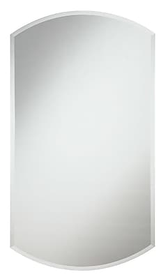 Elegant Lighting Metropolitan Wall Mirror WYF078279796971