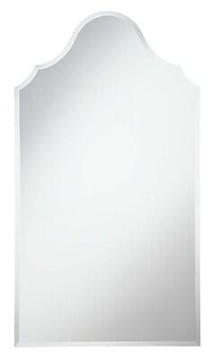 Elegant Lighting Metropolitan Wall Mirror WYF078279796972