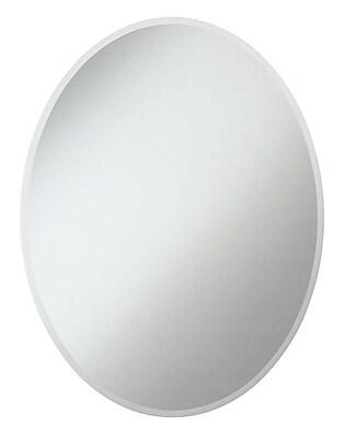 Elegant Lighting Metropolitan Wall Mirror WYF078279796976