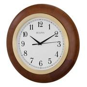 Bulova Carmel 18'' Wall Clock