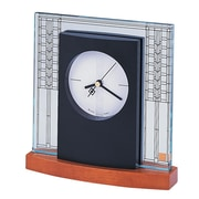 Bulova Glasner House Table Clock