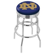 Holland Bar Stool 30'' Bar Stool; Notre Dame
